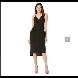 BCBGeneration midi black dress. Size L